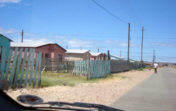 Township um das Red Location Apartheid Museum