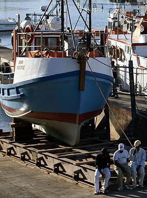 Fischereihafen Port St. Francis