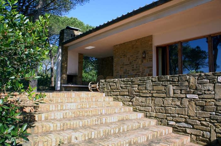 Ferienhaus in Punta Ala