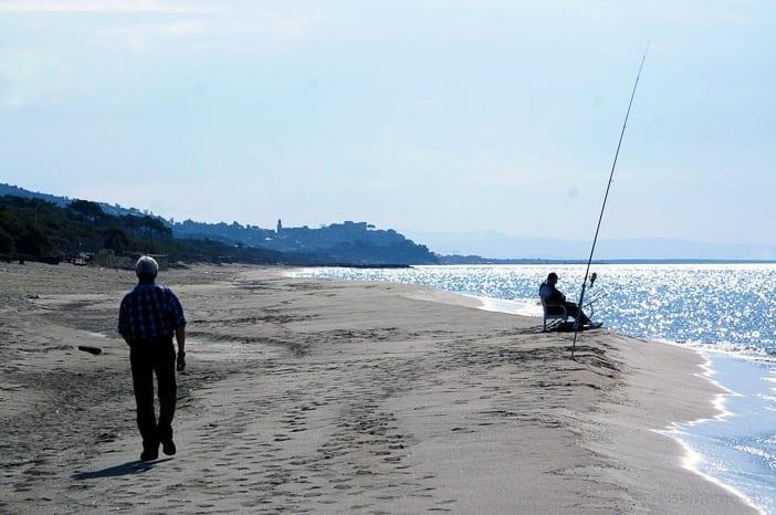Strand bei Punta Ala