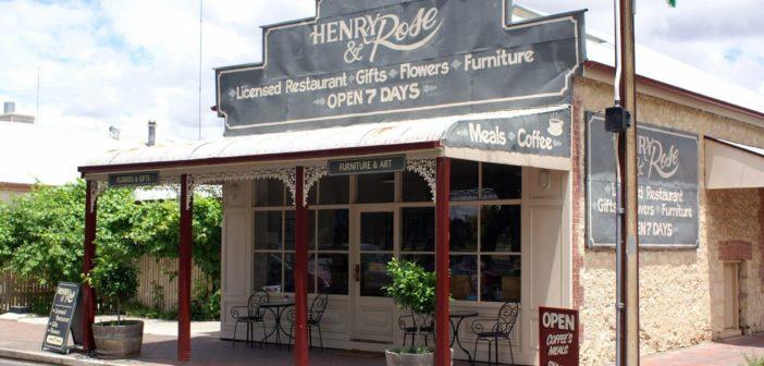 Henry & Rose Café