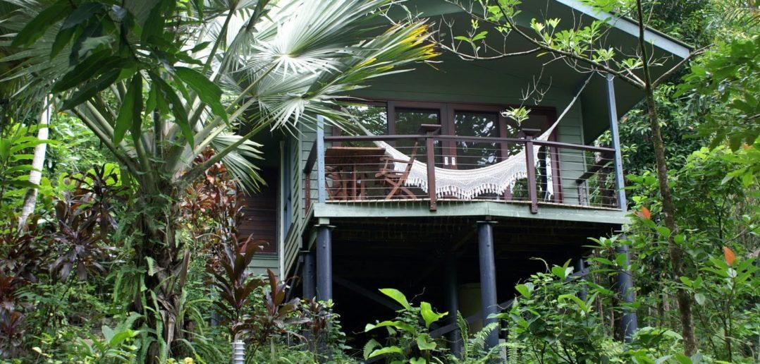 Bungalow Silky Oaks Lodge