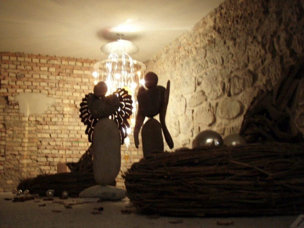 Schutzengel von Ariane Lindegger als Dekoration