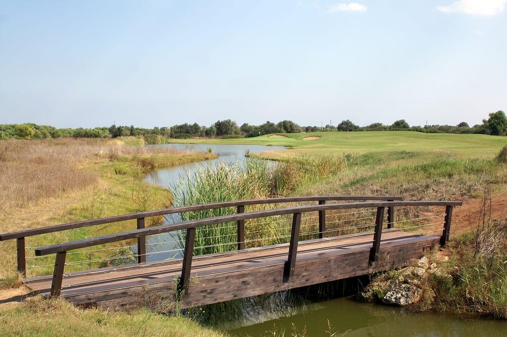 Acaya Golfplatz Apulien