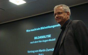 Martin Zurmühle: Vortrag über Bildanalyse in der Fotografie