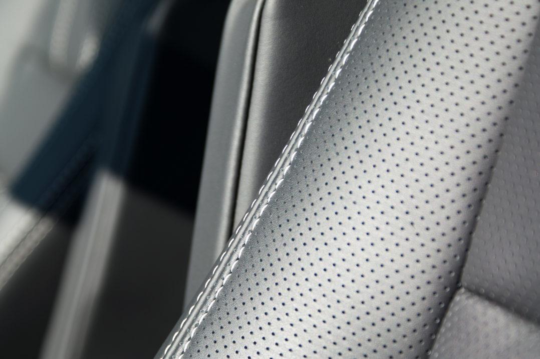 Bequeme Autositze im Range Rover Sport
