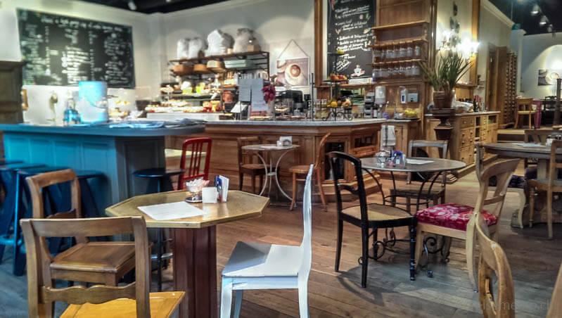 Babu's Bakery an der Zürcher Sihlporte