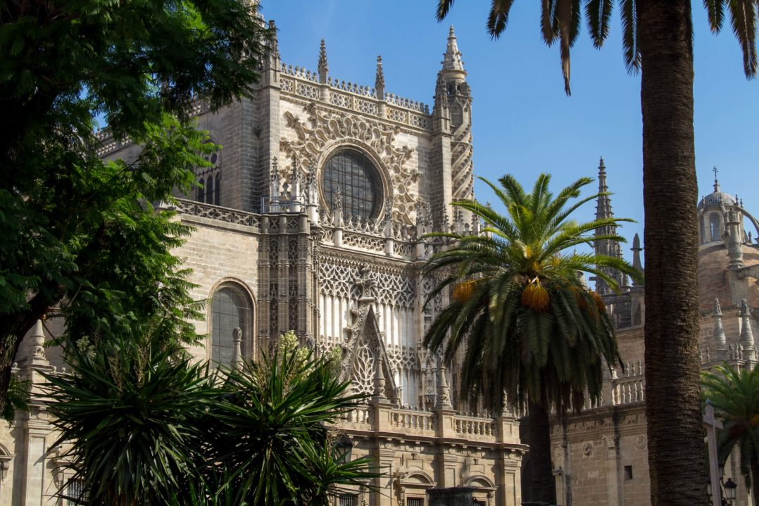 Gotische Kathedrale von Sevilla