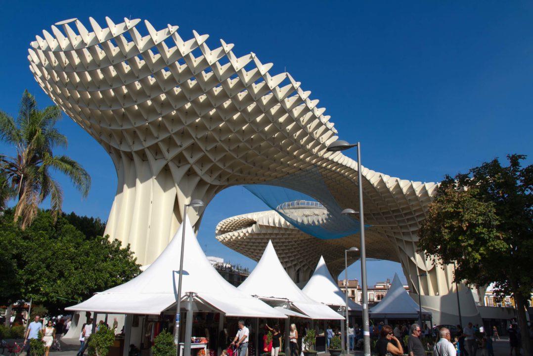 Metropol Paresol in Sevilla