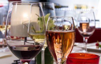 Champagner im Hotel Beau Rivage Neuenburg