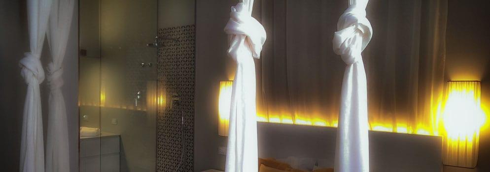 Romantisch nächtigen im Corteinfiore Boutique-Hotel