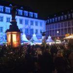 Weihnachtsmarkt am Universitätsplatz