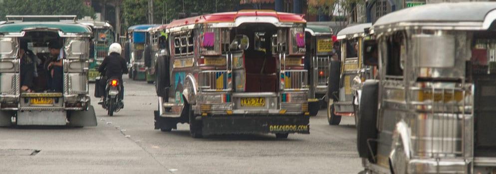 Jeepney-Manila-Philippinen