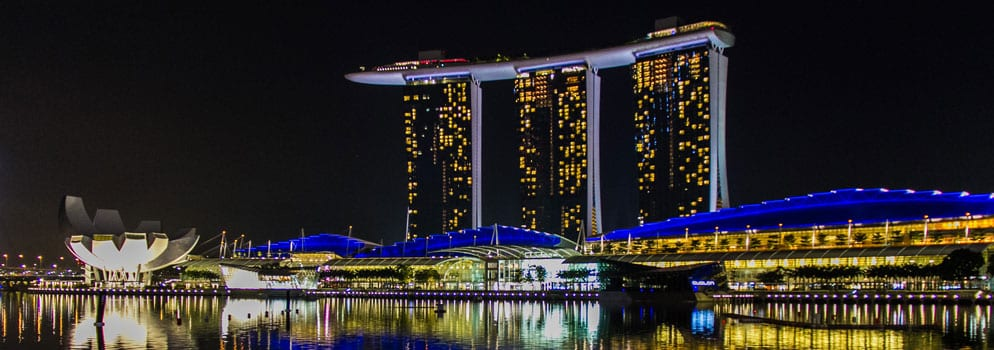 Das berühmteste Hotel der Welt: Marina Bay Sands Hotel & Casino