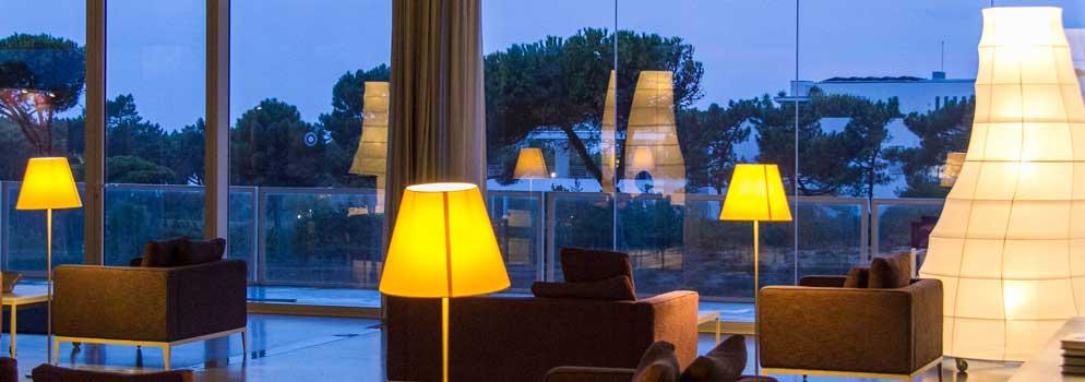 Stylisches Designhotel The Oitavos bei Cascais
