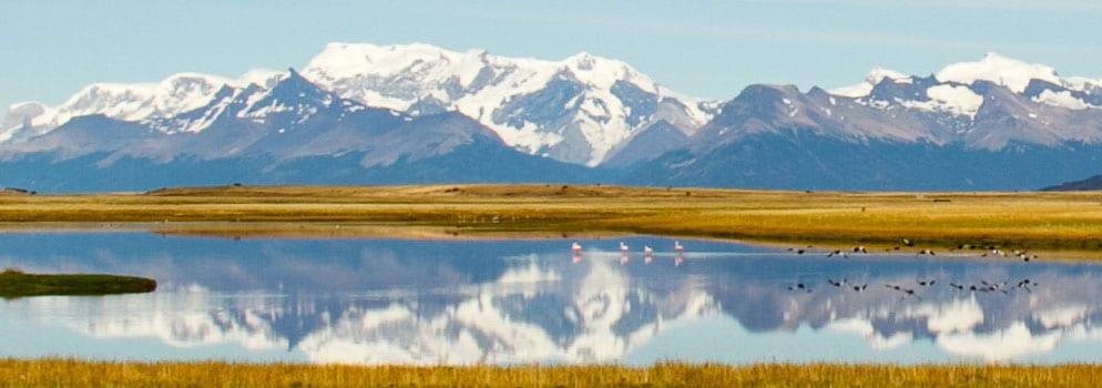 Lagune des Eolo Relais & Châteaux Hotels in Patagonien