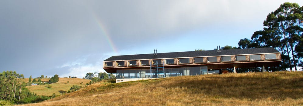 Refugia Designhotel auf Chiloé