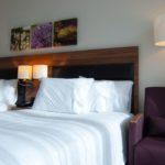 Sleep Deep Betten im Hilton Garden Inn Davos