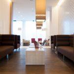 Lobby im Hilton Garden Inn Davos