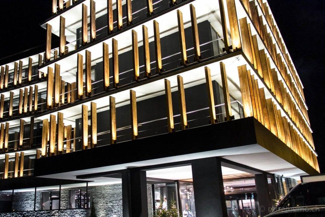 Design hotel zhero in kappl im paznauntal tirol for Hotel design tirol