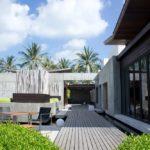 Strandbar des Koh Samui W Retreat Hotel