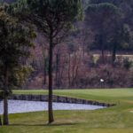 Fairway und Green 3 des Stadium Courses