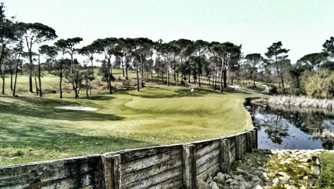 PGA Catalunya Golf Tour Course Green 3