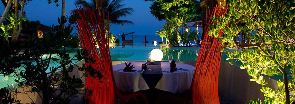 Anantara Rasananda Resort pool