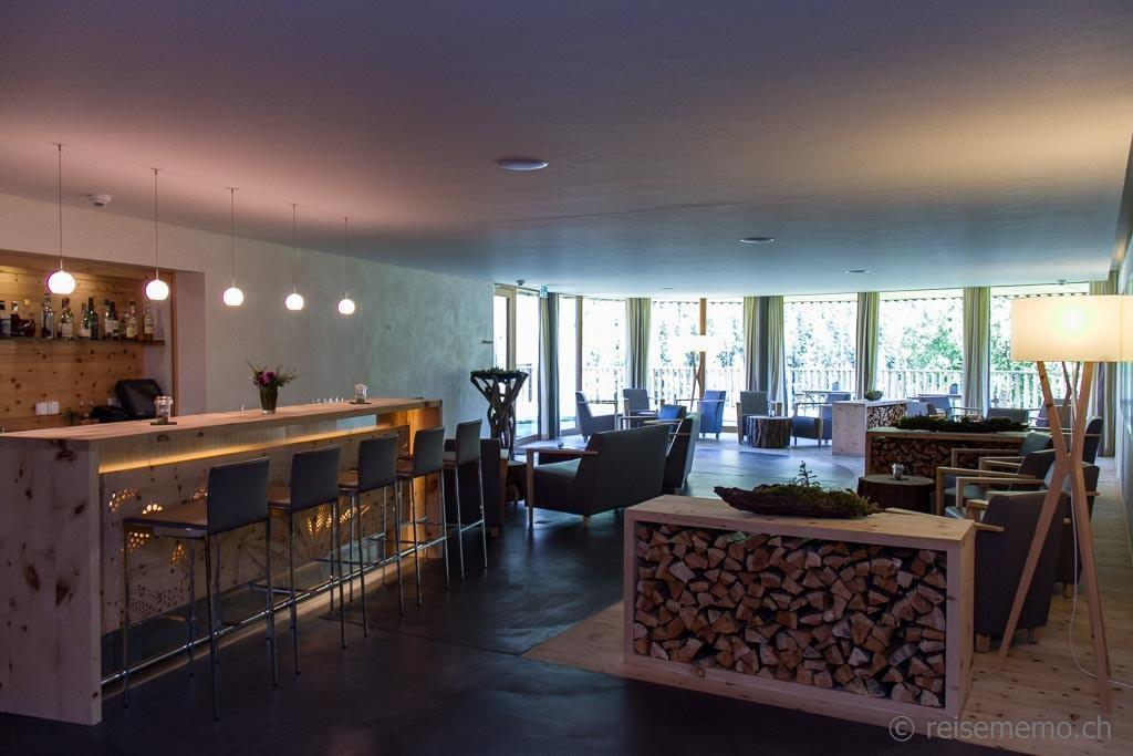 Bar und Lounge In Lain Hotel Cadonau