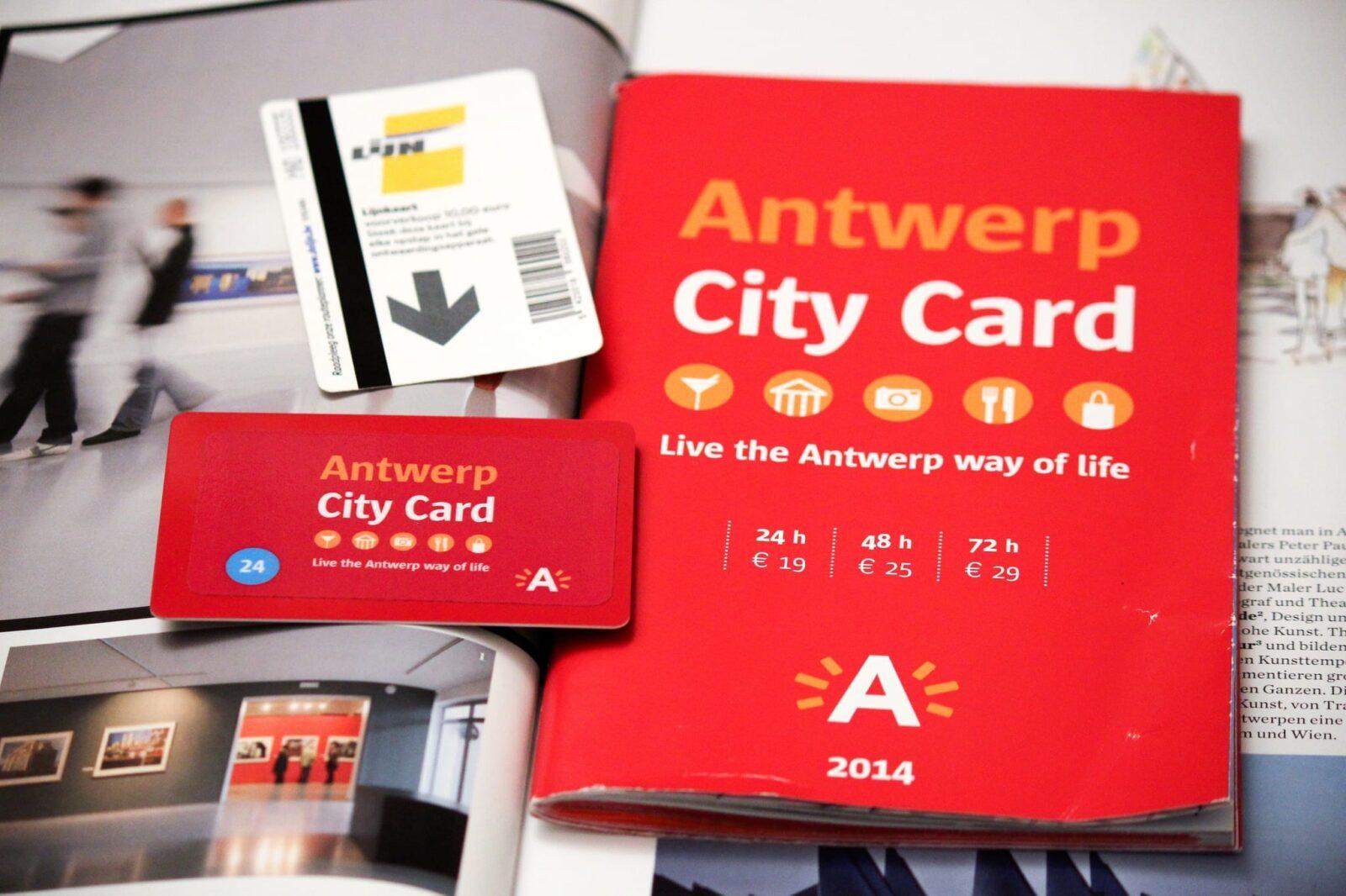 Antwerpen City Card