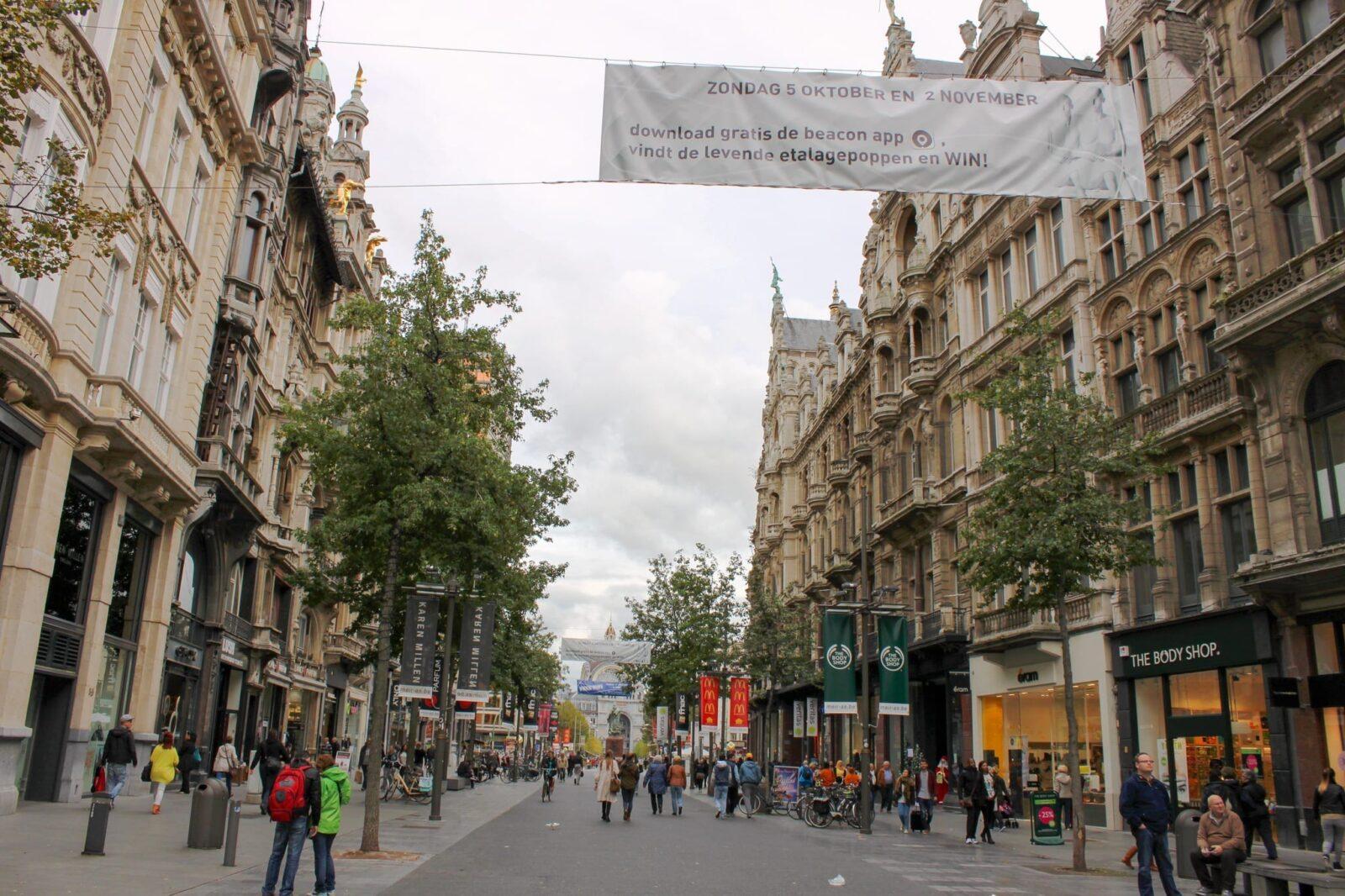 Antwerpen Innenstadt