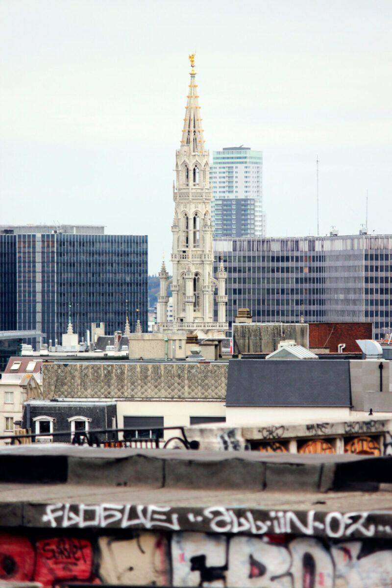 Bruxelles view