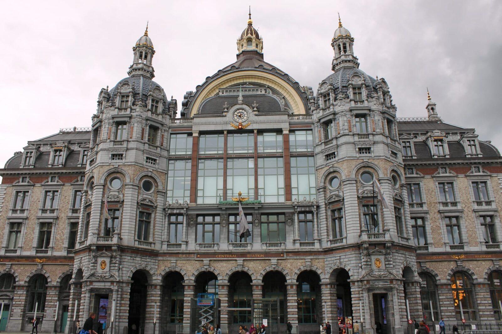 Hauptbahnhof Antwerpen Centraal Station