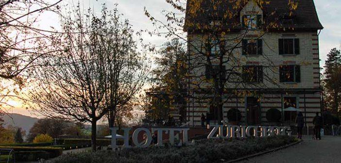 Anfahrt Sorell Hotel Zürichberg