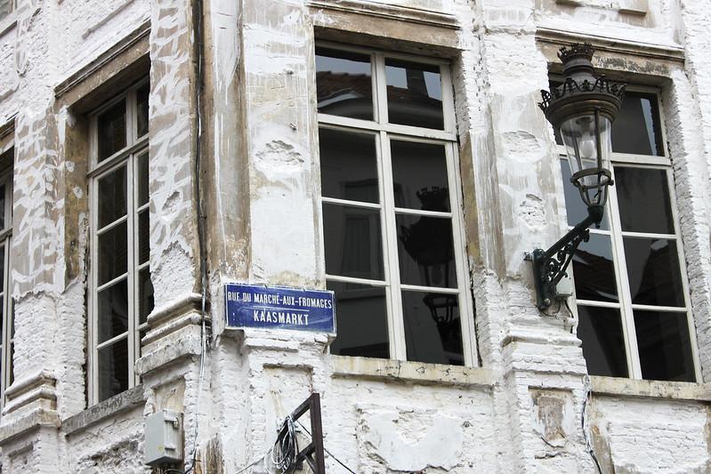 Rue du Marche aux fromage