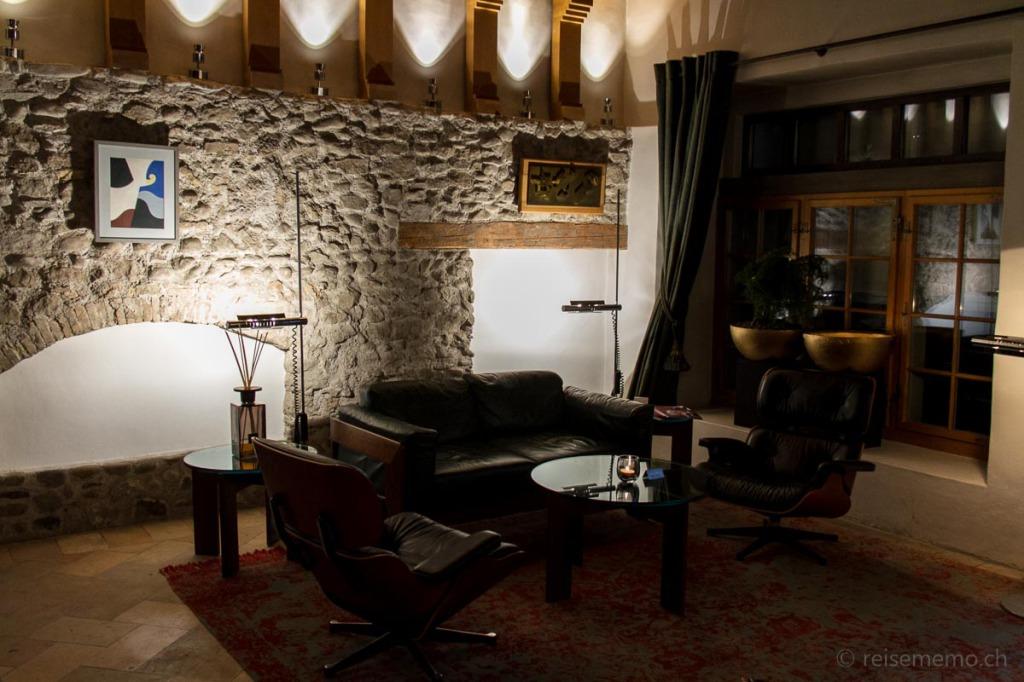 Bibliothek Hotel Widder