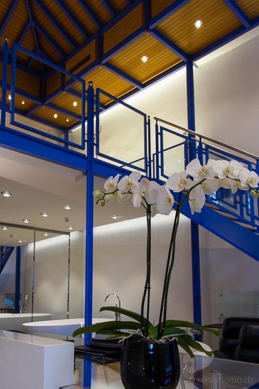 Loft-Zimmer im Widder Hotel Zürich