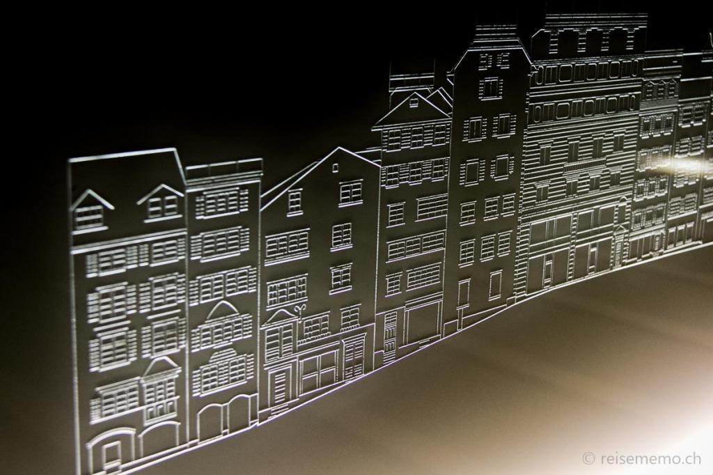 Hotel-Widder-Fassade-Zeichnung-Zuerich