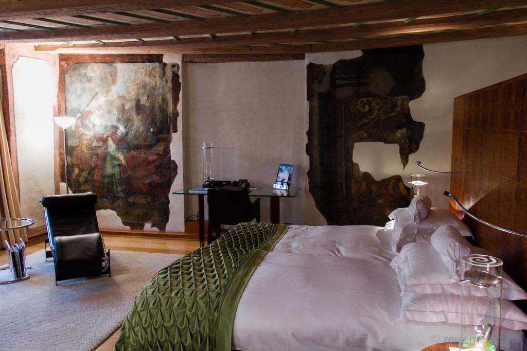 Hotel Widder Junior-Suite in Zürich