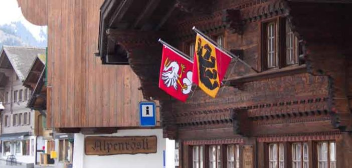 Saanen-Touristeninformation