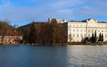 Hotel Schloss Leopoldskron Salzburg Österreich