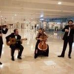 Empfang Antalya Erstflug HolidayJet
