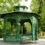 Pavillon im Kurpark