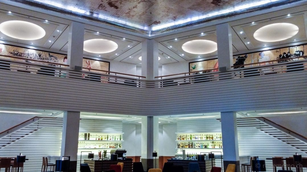 Hotelbar und Lobby im Sofitel Berlin