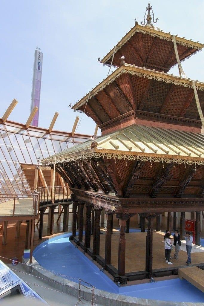 Reisebericht über die Expo 2015 in Mailand