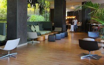 Lobby STARHOTEL E.C.HO Milano