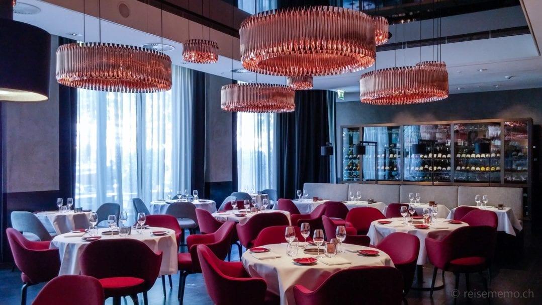Französisches Restaurant Le Faubourg im Sofitel Berlin