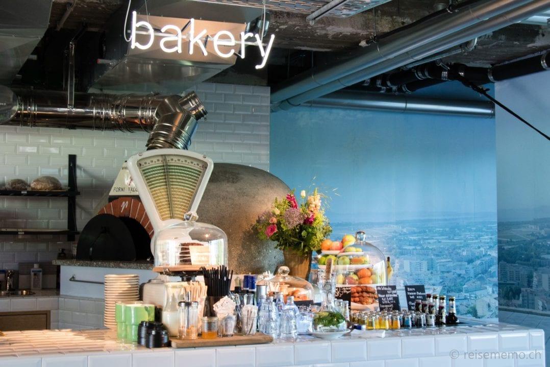 Bakery im 25hours Bikini