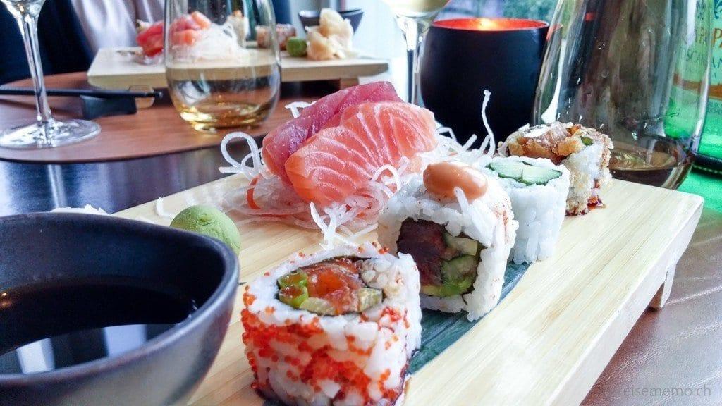 Sushi und Sashimi Restaurant Spices