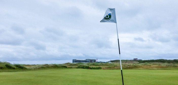 Green Golfplatz Budersand Sylt